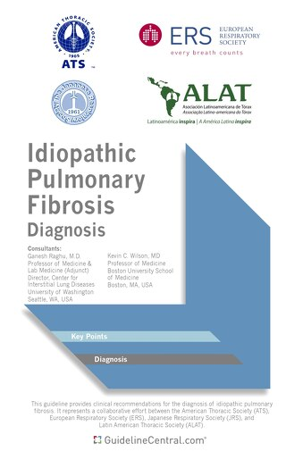 Idiopathic Pulmonary Fibrosis Diagnosis