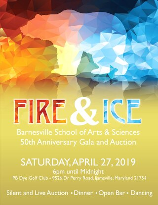 50th Anniversary Gala and Auction Catalog