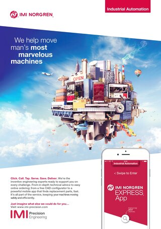 z8400FL - Express App Flyer