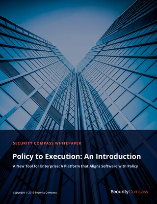 Policy to Execution: An Introduction