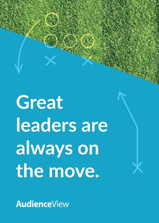 Great leaders are always on the move.