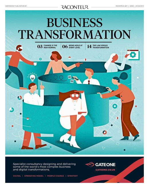 Business Transformation 2019