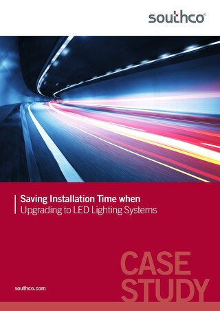 Arianna Lighting & Southco: Saving Installation Time When Upgrading to LED Lighting