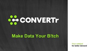Make Data Your B!tch