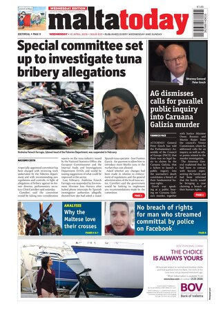 MALTATODAY 10 April 2019 Midweek