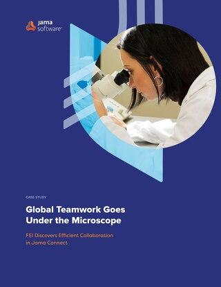 Global Teamwork Goes Under the Microscope