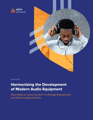 In Sync: Harmonizing Development on a Diverse Line of Audio Equipment