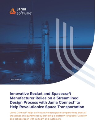 SpaceX Relies On A Streamlined Design Process to Help Revolutionize Space Transportation