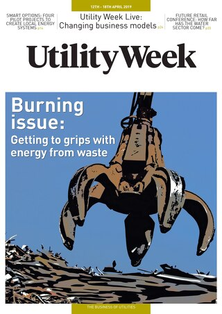 Utility Week 12th April 2019