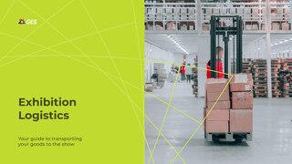 Exhibition and Event Logistics [Guide]