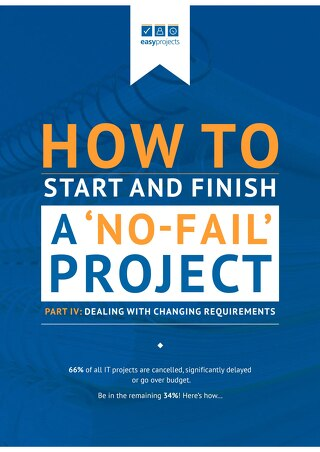 Part 4: Dealing with changing requirements