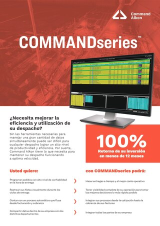 COMMANDseries - Spanish