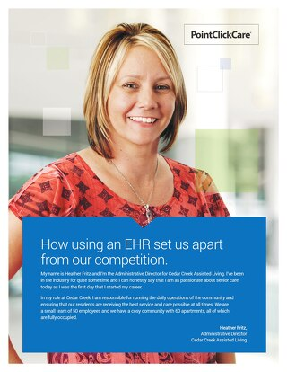 Customer Sucess Story: How using an EHR set us apart from our competition