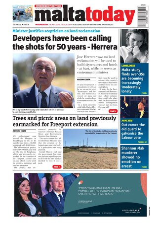 MALTATODAY 8 May 2019 Midweek