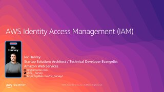 AWS Identity Access Management (IAM)