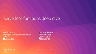 Serverless Functions Deep Dive