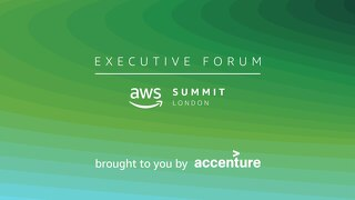 Executive Forum - Future Systems: Agile, Seamless and Scalable - Maynard Williams, Accenture