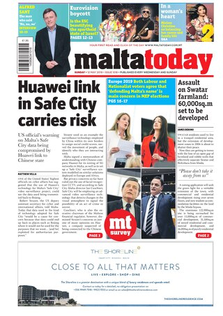 MALTATODAY 12 May 2019