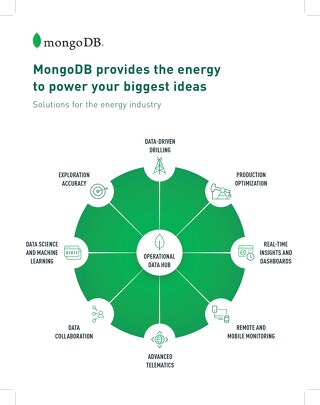 Energy Modernization with MongoDB