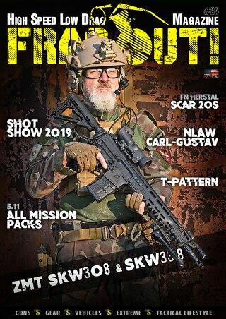 Frag Out! Magazine #24