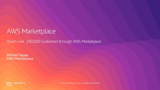 AWS Marketplace for Startups