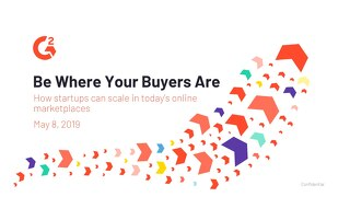 G2: Be where your buyers are