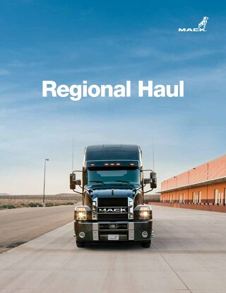 Mack for Regional Haul