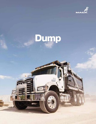 Mack for Dump Applications