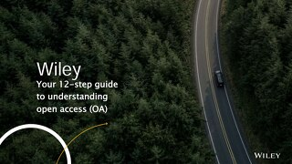 Your 12 Step Guide to Understanding Open Access (OA)