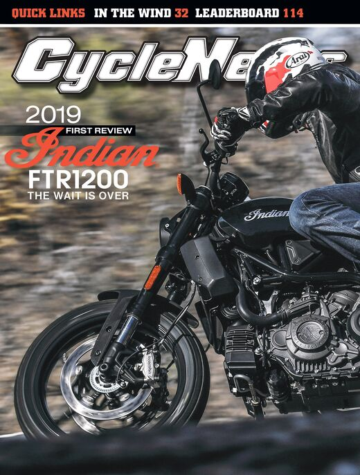 Cycle News 2019 Issue 19 May 19