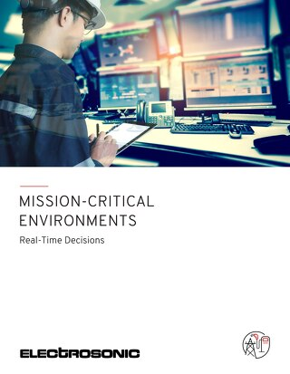 Mission-Critical Enviornments: Real-Time Decisions