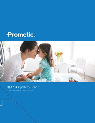 Quarterly Report 2019 Q1