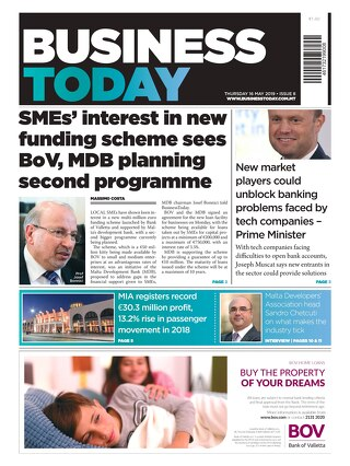 BUSINESS TODAY 16 May 2019