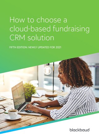 How to Choose a Fundraising CRM 2019