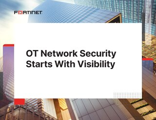 OT Network Security Starts with Visibility