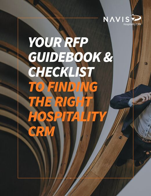 Your RFP Guidebook & Checklist To Finding The Right Hospitality CRM