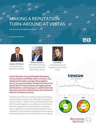 Vestas: Case Study