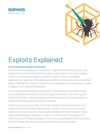Exploits Explained: Comprehensive Exploit Prevention