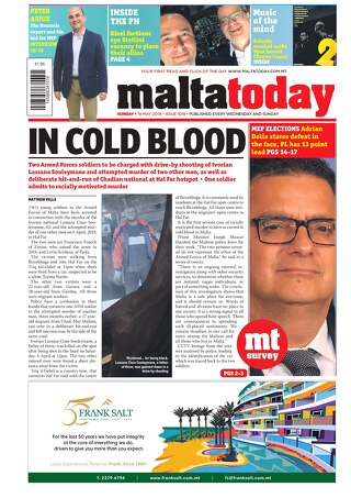MALTATODAY 19 May 2019