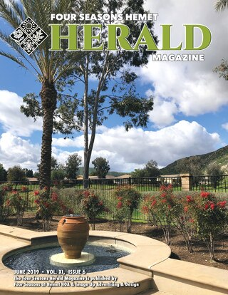 Four Seasons Hemet Herald June 2019