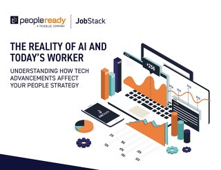 eBook: The Reality of AI and Today's Worker