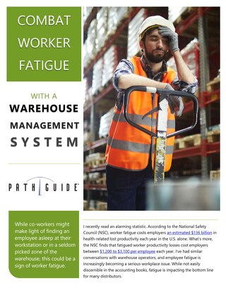 Workplace Worker Fatigue