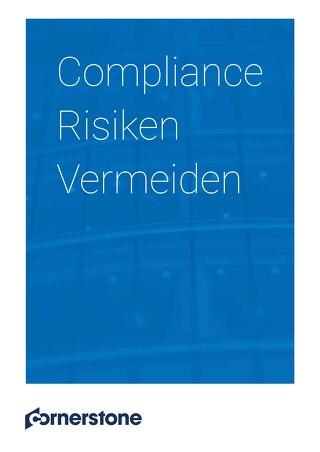 Compliance Risiken vermeiden