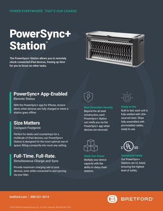 PowerSync+ Station