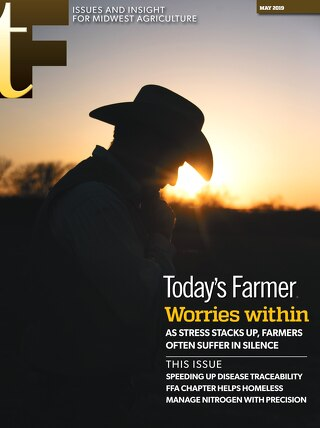 May 2019 Today's Farmer Magazine