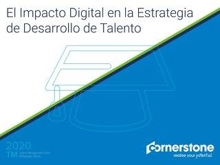 El impacto digital en la estrategia de formación corporativa