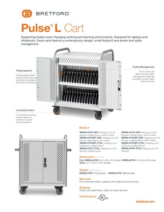 Pulse L Cart