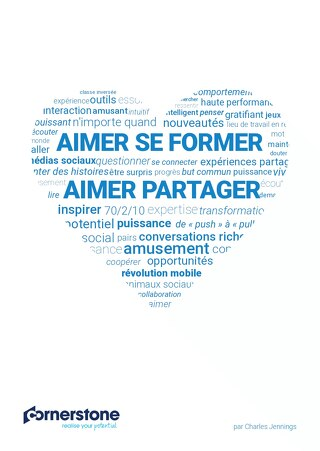Aimer Se Former, Aimer Partage
