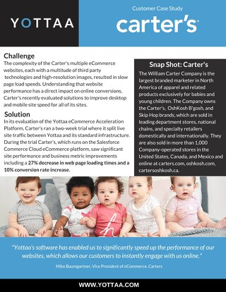 Case Study: Carter's