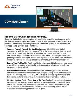 COMMANDbatch